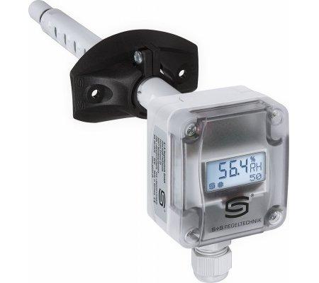 Электронный канальный гигростат KH-40W от S+S Regeltechnik