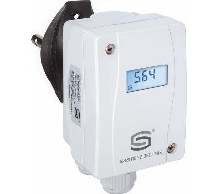 Электронный датчик контроля потока воздуха KLGF S+S Regeltechnik