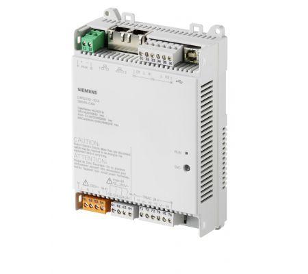 dxr2.e10-101a комнатный контроллер bacnet/ip, ac 24в (1 di, 2 ui,7  do) siemens BPZ:S55376-C109
