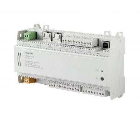 dxr2.e18-101a комнатный контроллер bacnet/ip, ac 24в (2 di, 4 ui,8 do, 4 ao) siemens BPZ:S55376-C107