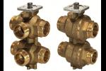 VWG41.20-0.4-1.3 6-ходовой регулирующий шаровой клапан SIEMENS